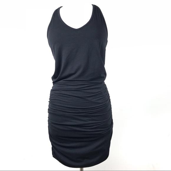 df47a8ebba0a2 Athleta Dresses   Skirts - Athleta Racerback Soft Tee Dress with Shelf Bra